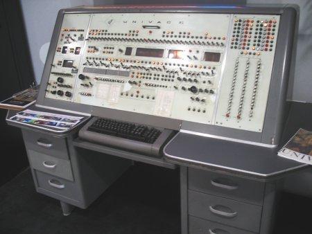 تاريخ الكمبيوتر  Univac1